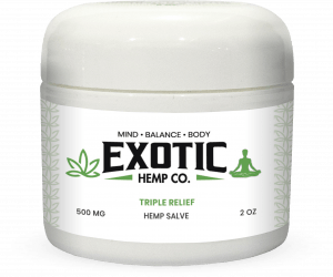 CBD Relief Salves & Creams